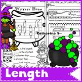Halloween Math Length