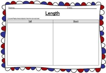 Length Activities