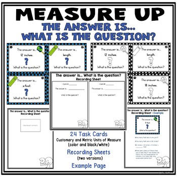 Length Activities for Comparing and Converting Measures