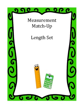 Length Conversion Task Cards