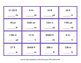 Length Conversions U.S. Customary Unit - Connect 4 Game