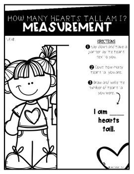 Length: Hearts Tall