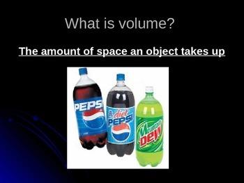 Length, Mass, Volume, Temperature Power Point