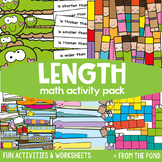 Length  {Math Activities Pack #10} Beginning Measurement