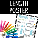 Length Measurement Anchor Chart