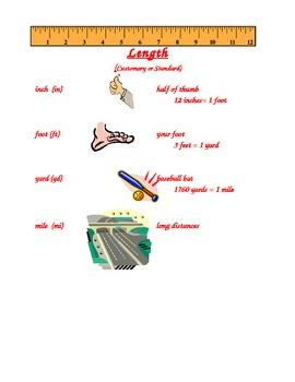 Length Student Handout