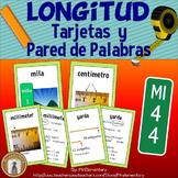 Length Vocabulary - Spanish Version