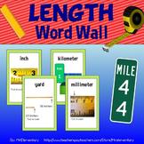 Length Vocabulary Word Wall