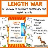 Measurement Games- Length War!
