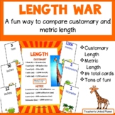 Measurement Games- Length War!