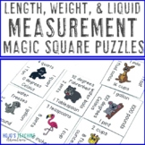 Measurement Activities | Measuring Length | Measuring Weig