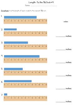 Length Worksheets