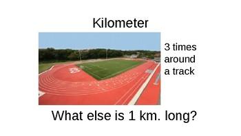 Length and Distance Slide Deck