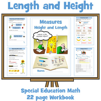Length and Height: Special Education Math