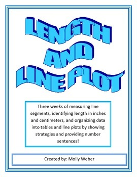 Length and Line Plot Packet