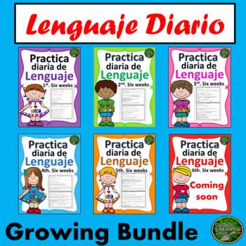 Lenguaje Diario: Growing Bundle
