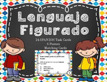 Lenguaje Figurado - Poesia - Figurative Language SPANISH