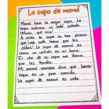 Lenguaje figurado - Figurative Language Spanish