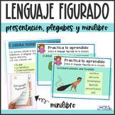 Lenguaje figurado   Spanish figurative Language foldable,