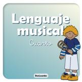 Lenguaje musical - Cuarto
