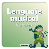 Lenguaje musical - Primero