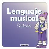 Lenguaje musical - Quinto