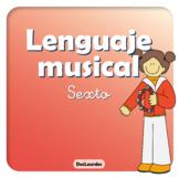 Lenguaje musical - Sexto