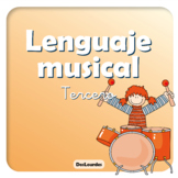 Lenguaje musical - Tercero