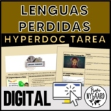 Lenguas perdidas: hyperdoc tarea for heritage speakers