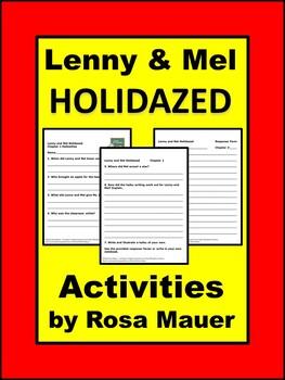 Lenny and Mel Holidazed Book Unit