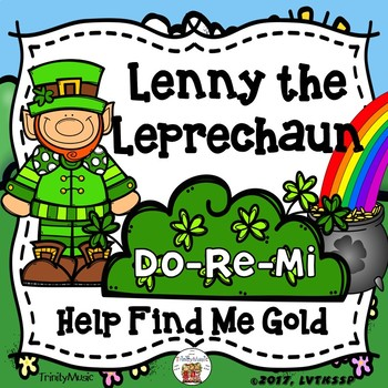 Lenny the Leprechaun (Help Find Me Gold) Interactive Game for Do-Re-Mi