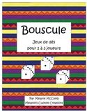 L'ensemble Bouscule: French Math Dice Games Package