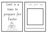 Lent Prep Activity Easter Catholic Tradition