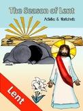 Lent Activities | Ash Wednesday 'til Easter!