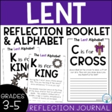 Lent Alphabet & Reflection Booklet- Intermediate Grades Edition