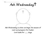Lent: Ash Wednesday
