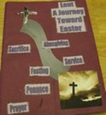 Lent Catholic Lapbook