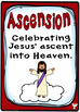 Lent & Easter Poster Add-ons ~ Pentecost, Ascension