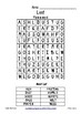 Lent ~ Find-a-word ~ Word Search