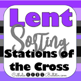 Lent Game: Sort the Stations of the Cross