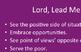 Lent Introduction Powerpoint & Activity