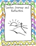 Lent Journal: Journaling our Lenten Experience on the pathway to Christ