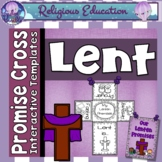 Ash Wednesday Lent Promise Cross