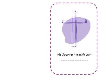 Lent Mini booklet