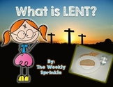 Lent PPT and Printables