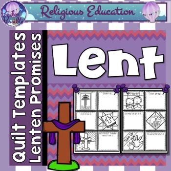 Lent Patchwork Quilt By Ponder And Possible Teachers Pay