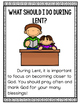 Lent Reading Writing and Coloring activities