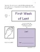Lent Walk for Grades K-2