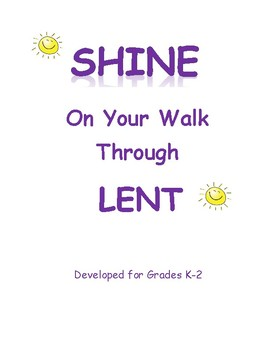 Lent Walk for Grades K-2