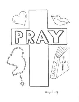 Lent booklet - activities